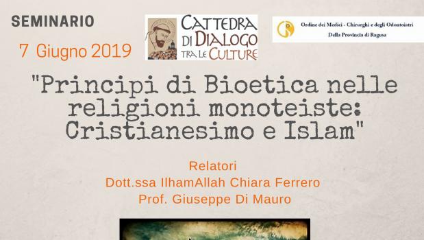 Calendario Islamico 2020.Principi Di Bioetica Nelle Religioni Monoteiste Cristianesimo E